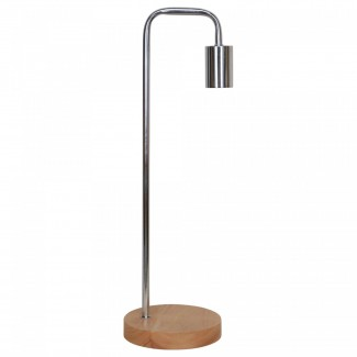 LAMPE BROOK CHROME