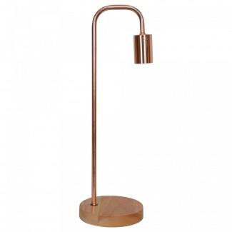 LAMPE BROOK 49 CUIVRE D15 H49C