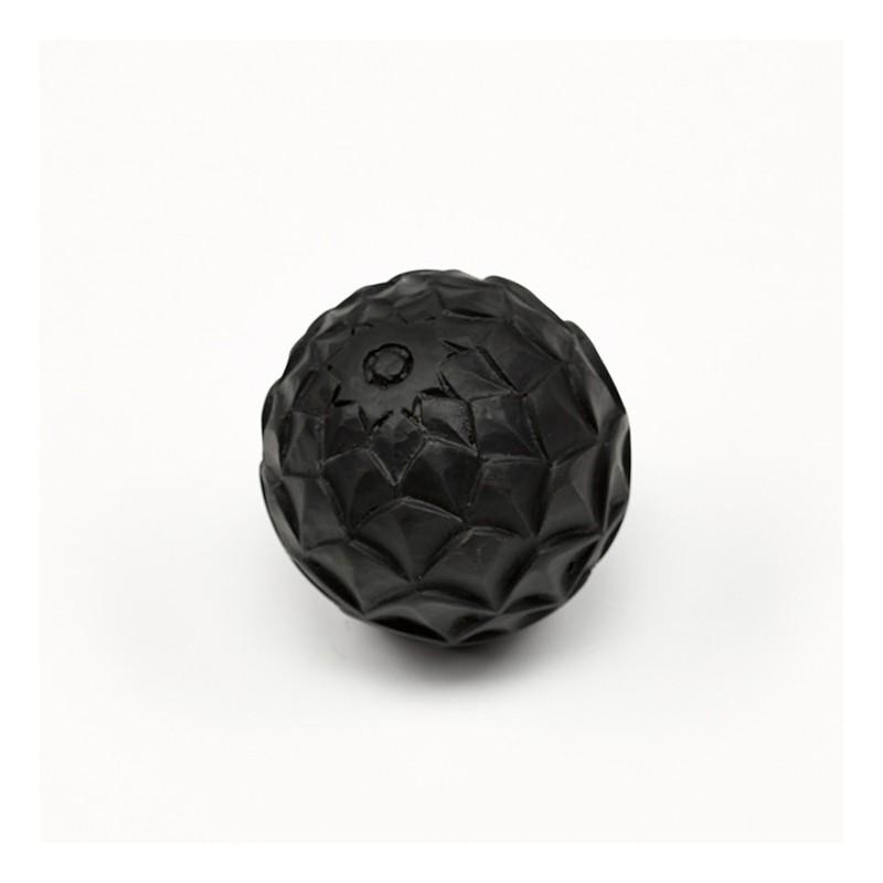 boule deco bois de manguier noir mat d10 ambiances et. Black Bedroom Furniture Sets. Home Design Ideas