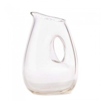 Carafe With Hole Transparent