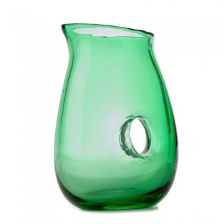 Carafe With Hole Verte