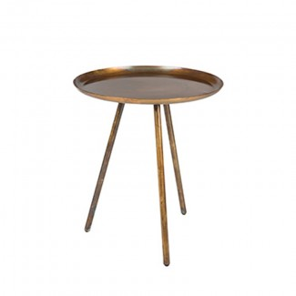 TABLE D'APPOINT FROST CUIVRE Zuiver