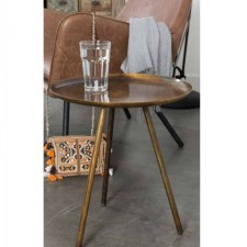 TABLE D'APPOINT FROST CUIVRE - Zuiver