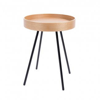 TABLE BASSE OAK TRAY D46 Zuiver