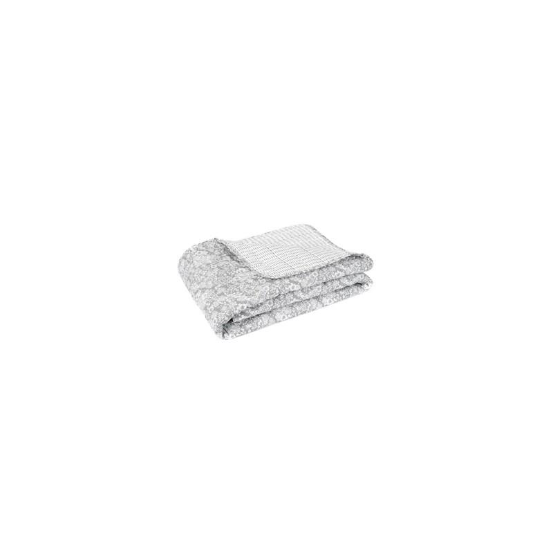 boutis gaya gris 180x230 e shop d co par. Black Bedroom Furniture Sets. Home Design Ideas
