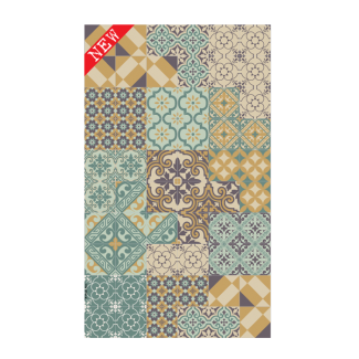 TAPIS ECLECTIC 60*80 E4 S