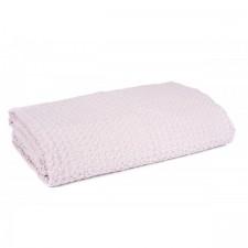 COUVRE LIT TEMPO II POUDRE 180X260 - Harmony Textile