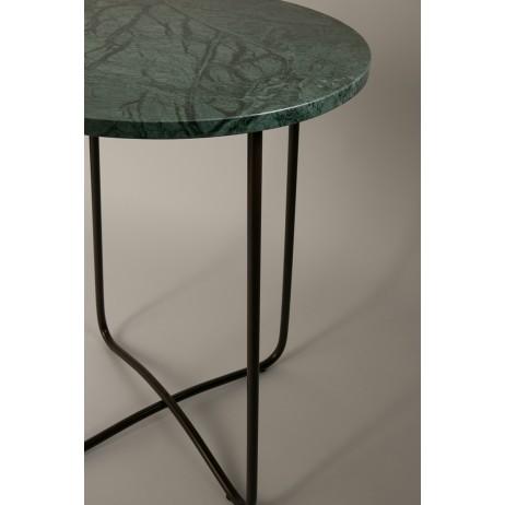 TABLE D'APPOINT EMERALD 41X55CM - Dutch Bone