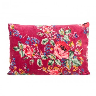 COUSSIN FLOWER RUBIS 40X60