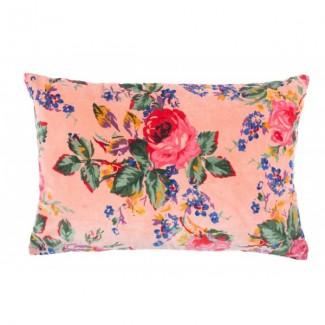 COUSSIN FLOWER PECHE 40X60