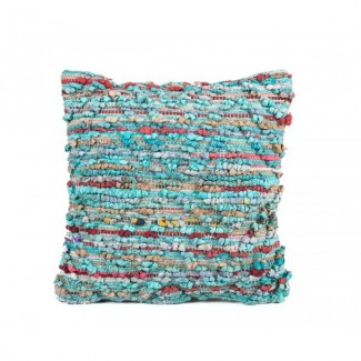 COUSSIN HANDYCRAFT TURQUOISE 45X45
