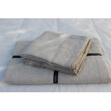 SERVIETTE NAIS 41X41 NATUREL