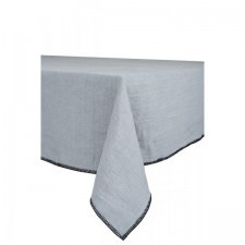 SERVIETTE DE TABLE LETIA SILEX 41X41 CM
