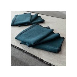 Serviette de table LETIA 41X41 Harmony Textile