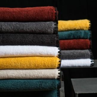 SERVIETTE DE BAIN ISSEY 70X130 cm Harmony Textile