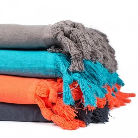 FOUTA PESTAMAL UNI DOUBLE 160X170 - Harmony Textile