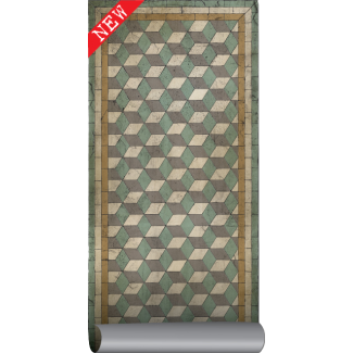 TAPIS ANTIQUE TILES BAPM AN