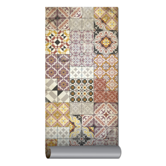 TAPIS ECLECTIC 70*180 E9 R