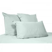DRAP 100% LIN VITI 270X290 CELADON - Harmony Textile