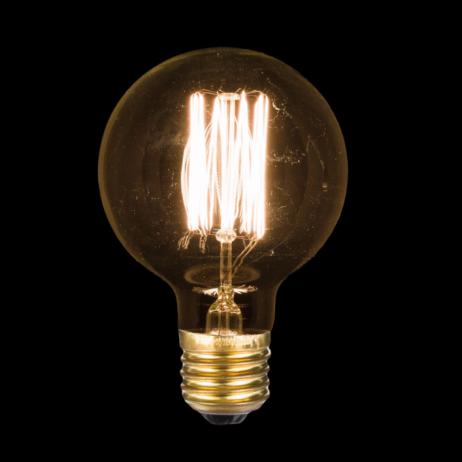 ampoules filaments visibles. Black Bedroom Furniture Sets. Home Design Ideas