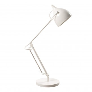LAMPE DE BUREAU READER MATT WHITE