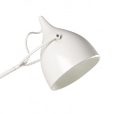 LAMPE DE BUREAU READER MATT WHITE - Zuiver