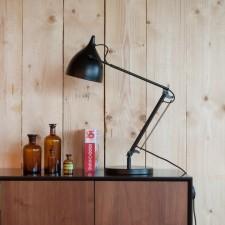 LAMPE DE BUREAU READER MATT BLACK - Zuiver