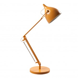 LAMPE DE BUREAU READER MATT YELLOW