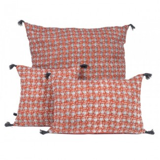 COUSSIN MAYA TOMETTE 80X80