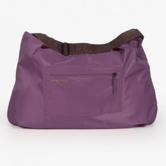 SHOULDER BAG MAUVE
