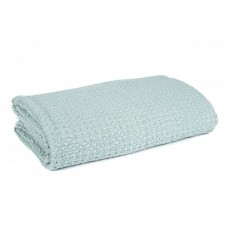 COUVRE LIT TEMPO II CELADON 240X260 - Harmony Textile