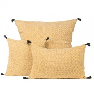 COUSSIN HINDI FAUVE 80X80