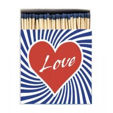 BOITE D'ALLUMETTES LOVE
