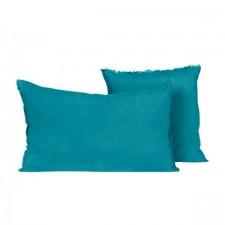 COUSSIN EN LIN 40X60 VITI CREPUSCULE - Harmony Textile