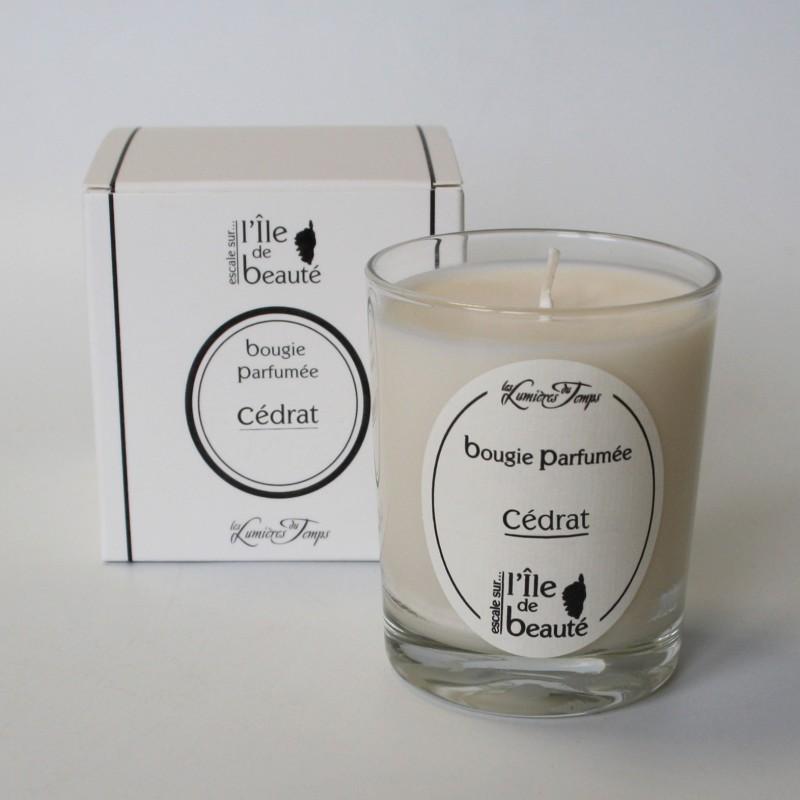 bougie parfumee senteurs corses e shop d co par ambiances et mati res. Black Bedroom Furniture Sets. Home Design Ideas