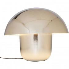LAMPE DE TABLE MUSHROOM CHROME