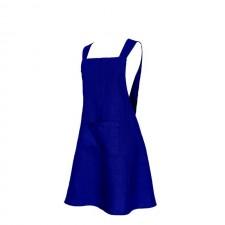 TABLIER KYOTO 90X130 INDIGO - Harmony Textile