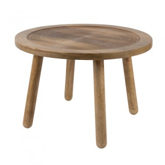 TABLE BASSE DENDRON TAILLE L 60x40 CM