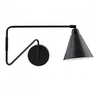 LAMPE MURALE GAME NOIR/BLANC