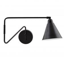 LAMPE MURALE GAME NOIR/BLANC GM L:70CM
