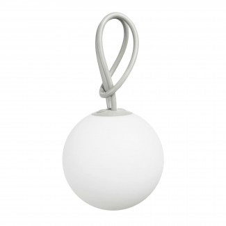 LAMPE BOLLEKE LIGHT GREY FATBOY