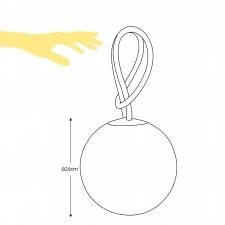 LAMPE BOLLEKE TAUPE FATBOY - FATBOY