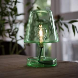 LAMPE TRANSLOETJE GREEN