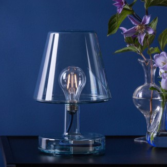 LAMPE TRANSLOETJE BLUE