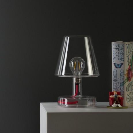 LAMPE TRANSLOETJE TRANSPARENT - FATBOY