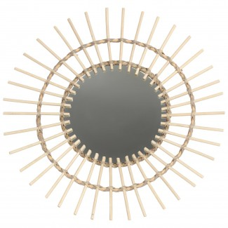 MIROIR ROTIN SOLAR 70 D31CM
