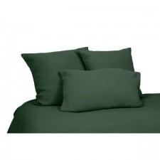 DRAP VITI 100% LIN 270X290 MELEZE - Harmony Textile