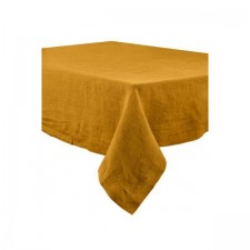 SERVIETTE DE TABLE NAIS 41X41 100% LIN BRONZE