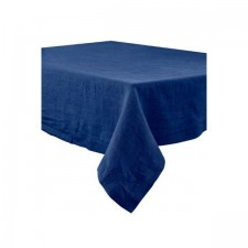SERVIETTE DE TABLE NAIS 41X41 100% LIN INDIGO
