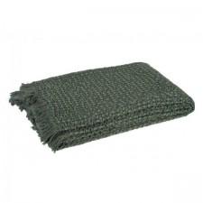 COUVRE LIT TEMPO II 180X240 MELEZE - Harmony Textile